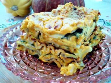 Winter Squash Lasagna
