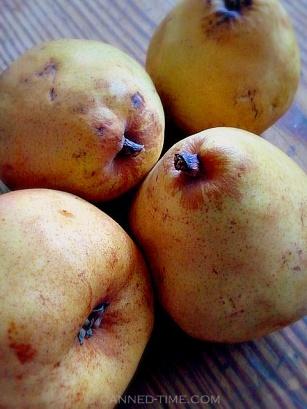 Christmas Pears - 2012