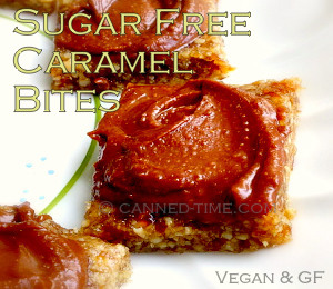 Sugar Free Caramel Bites